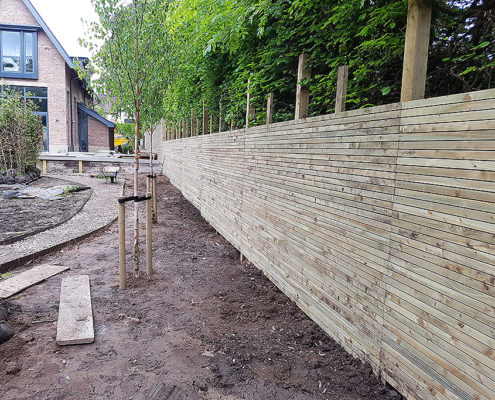 bespoke fencing for new builds 03 tatton fencing