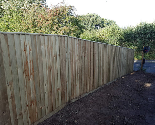 continuous featherboard 11 tatton fencing