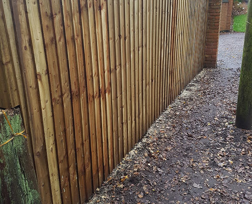 continuous featherboard 15 tatton fencing