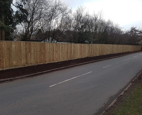 continuous featherboard 16 tatton fencing