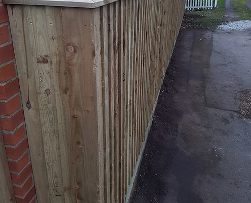 continuous featherboard 17 tatton fencing