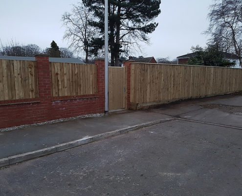 continuous featherboard 18 tatton fencing