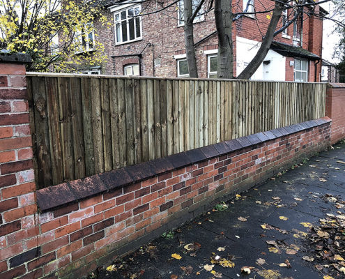 continuous featherboard 26 tatton fencing