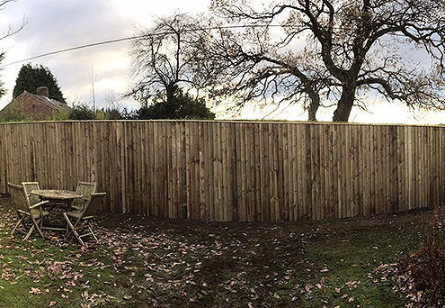 continuous featherboard 28 tatton fencing