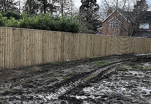 continuous featherboard 29 tatton fencing