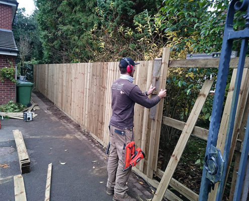 continuous featherboard 30 tatton fencing