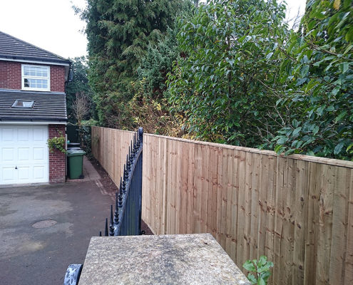 continuous featherboard 31 tatton fencing