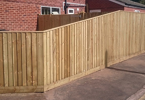 continuous featherboard 42 tatton fencing