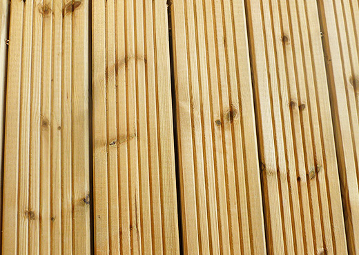timber supply only: decking pro wax