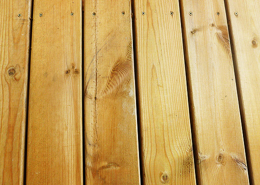 timber supply only: decking smooth