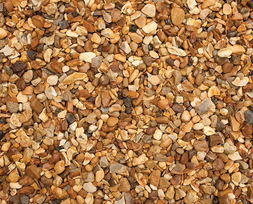 decorative loose gravel