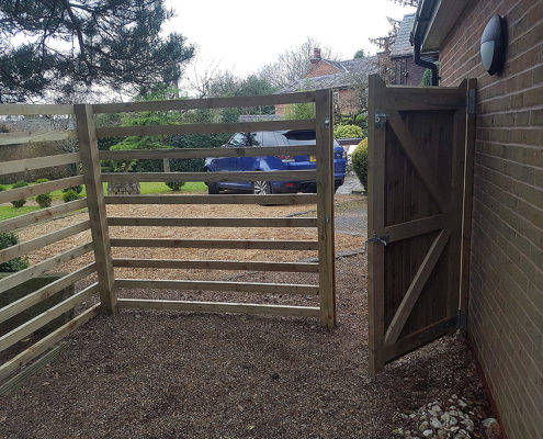 dog proofing 05 tatton fencing