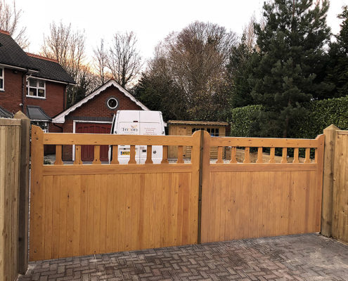entrance gates 14 tatton fencing