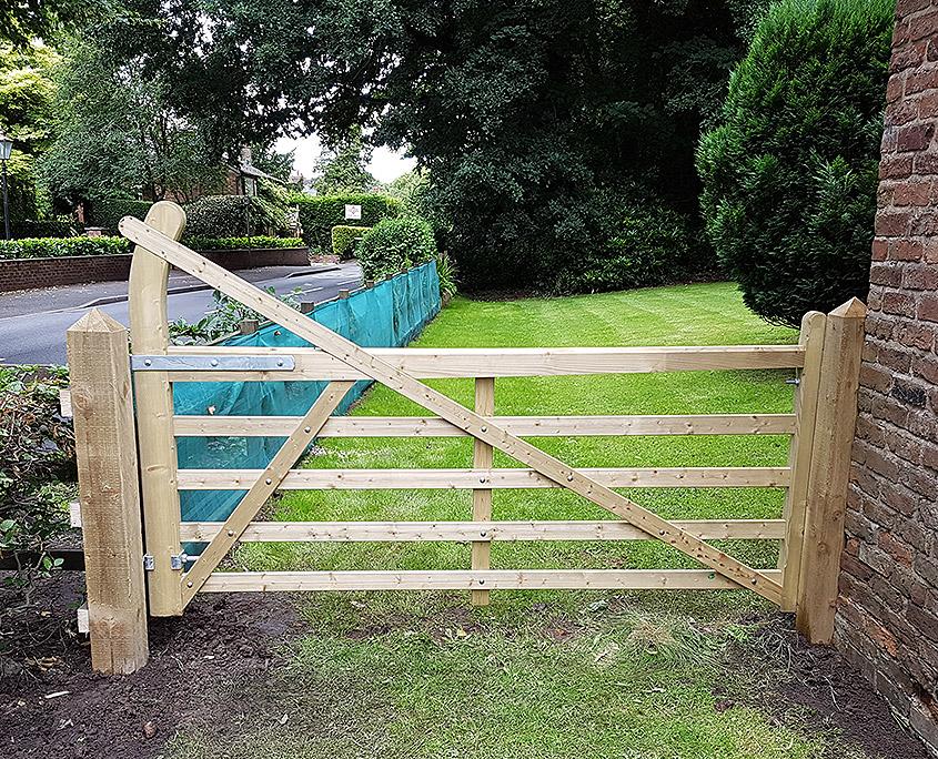field gate 01 tatton fencing