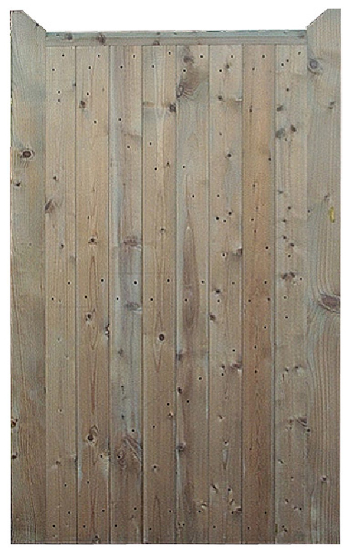 gates supply: gate tongue and groove
