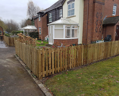 picket fencing 10 tatton fencing