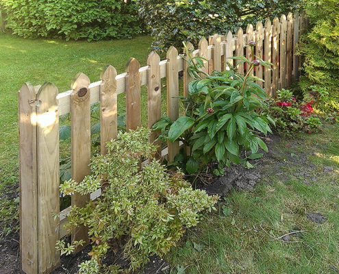 picket fencing 19 tatton fencing