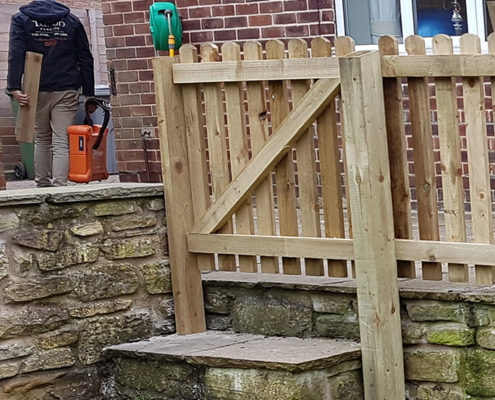picket gate 15 tatton fencing