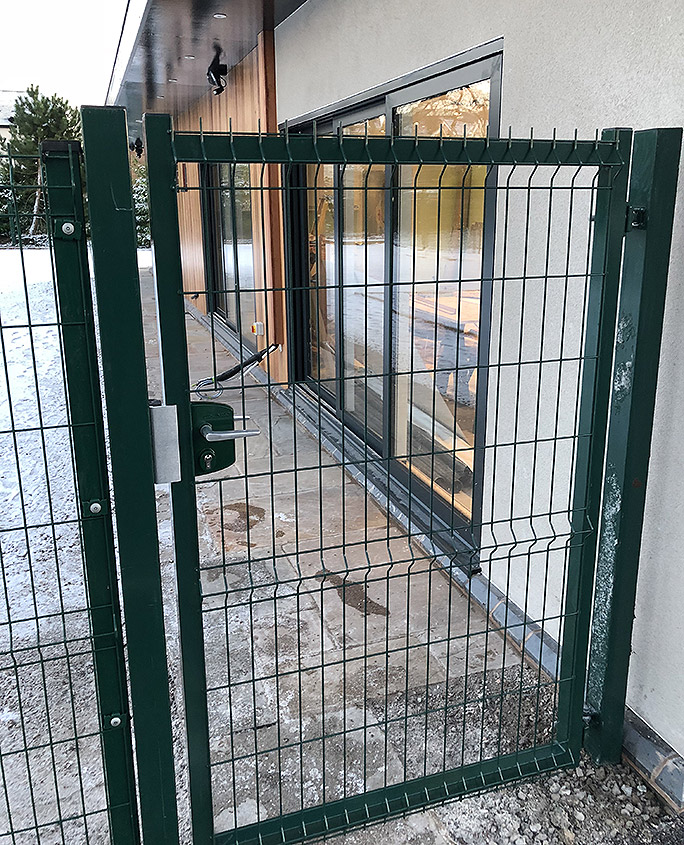 Commercial Fencing For Housing Developers Tatton Fencing