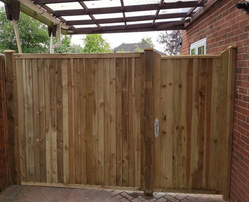 side gates 20 tatton fencing