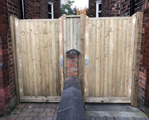 side gates 24 tatton fencing