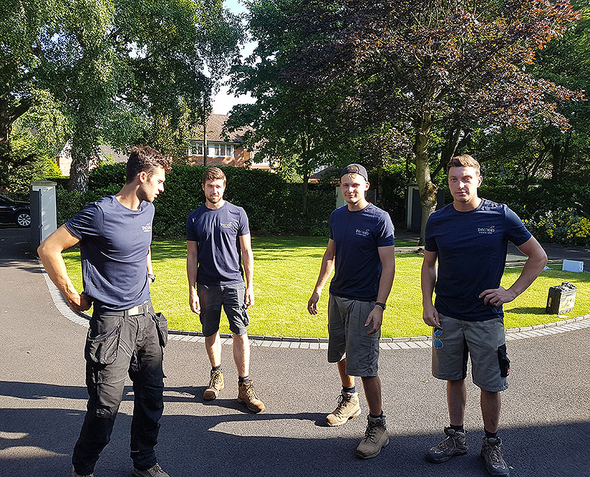 tatton fencing team