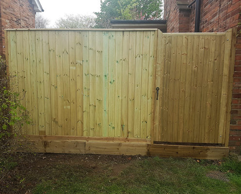 tongue and groove framework 03 tatton fencing