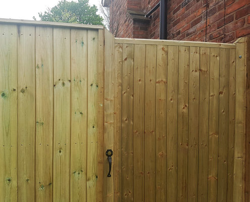 tongue and groove framework 04 tatton fencing