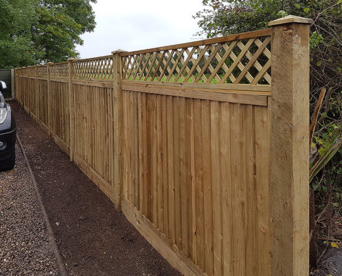 trellis panels 12 tatton fencing