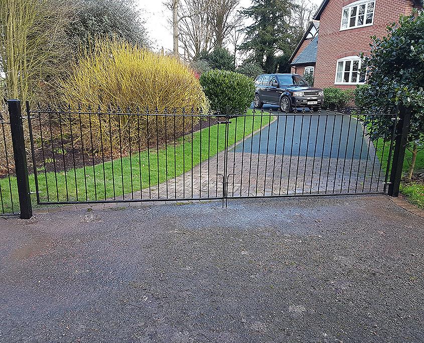 wrought iron gates 01 tatton fencing