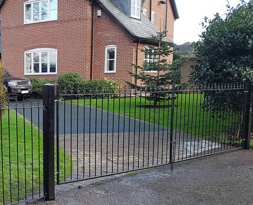 wrought iron gates 03 tatton fencing